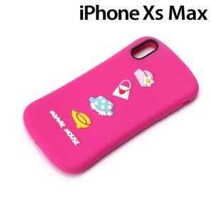 5f4655e6cd ディズニー iPhoneXS MAX 専用 シリコンケース ミニーマウス PG-DCS528MNE[メール便送料無料]