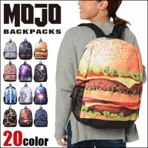 リュック MOJO BACKPACKS モジョ メンズ レディース MBNA 9102 通学 高校生 中学生