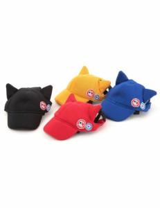 【メーカー取寄】【COO】 COOCO-PETS 公式コラボ エヴァンゲリオン ペット ペット用 アスカ キャップ (ブラック)