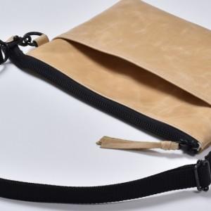 d7af9ac20825 l.o.b エルオービー ブランド サコッシュ メンズ レディース バッグ ショルダーバッグ ミニショルダー レザー ボディバッグ  LOB19-1L1K01の通販はWowma!