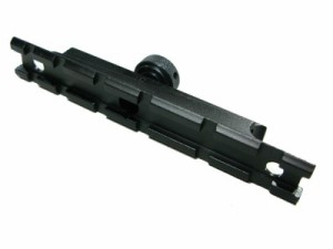 M4/M16 Gun Rail Mount キャリングハンドル用 マウントベース 20mm (市)★