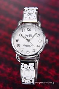 COACH コーチ 腕時計 デランシー ホワイト 14502373