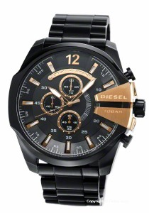 97ba45ebba diesel ディーゼル メンズ 腕時計 メガ チーフ クロノグラフの通販 Wowma!