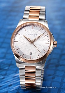 ea6a8148801c グッチ 時計 メンズ GUCCI 腕時計 G-Timeless Collection YA126473