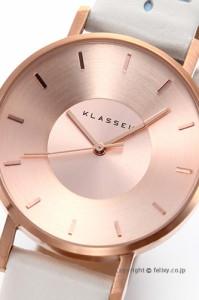 KLASSE14 クラスフォーティーン 腕時計 Miss Volare Rose Gold Babyblue VO17IR033W