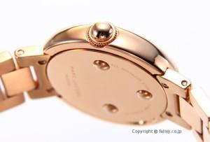 マークジェイコブス 腕時計 MARC JACOBS コートニー ローズゴールド レディース MJ3466