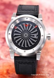 ジンボ ZINVO 腕時計 メンズ Blade Silver (ブレード シルバー)