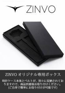 ジンボ ZINVO 腕時計 メンズ Blade Fusion (ブレード フュージョン)