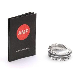 【送料無料】 amp japan アンプジャパン LIBERTY エターナル フェザー リング 羽 羽根 ネイティブ アクセサリー 15AO-200
