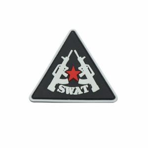 SWAT ワッペン トライアングル