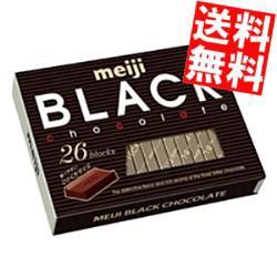 【送料無料】明治 ブラックチョコレートBOX (26枚入)×6箱入[のしOK]big_dr
