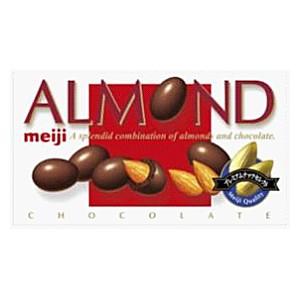 【送料無料】明治 アーモンドチョコレート 88g×10箱入[のしOK]big_dr