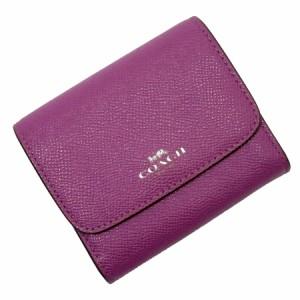 brand new 866c4 86f51 コーチ パープル 財布の通販|au Wowma!