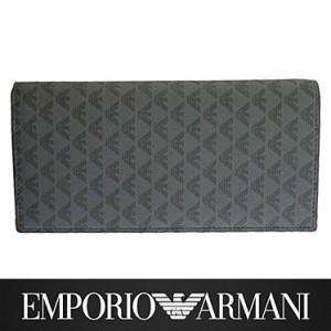 4b52323ed49a エンポリオ アルマーニ 財布 EMPORIO ARMANI メンズ 長財布 Y4R060 YG91J 81072 送料無料