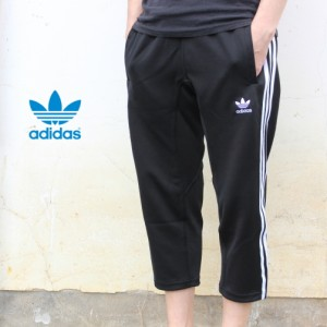 アディダス adidas ジャージ AC 7/8 パンツ ブラック FN2804