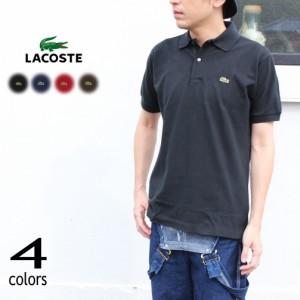 ラコステ LACOSTE ウェア L.12.12 ビンテージ ポロシャツ PH1212L 031(ブラック) HBM(ブルー) Z1Q(レッド) 57D(ブラウン)
