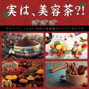 冬季限定 ジンジャーチャイ(粉末)約10杯分 牛乳がなくても作れる! 高知県産生姜使用 紅茶 生姜パウダー 送料無料 再入荷