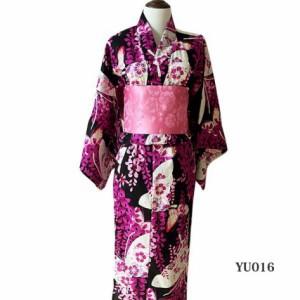 【海外 代引不可能】浴衣 レディース浴衣 選べる色柄 古典柄 着物 和装 コスプレ 夏