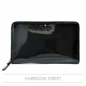 b57ecd829c9f kate spade ケイトスペード 財布 トラベルケース PWRU2722-030 HARRISON STREET ハリソンストリート BLACK  ブラック