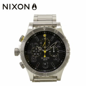 fff6ff8843 【国内正規品】 ニクソン NIXON 腕時計 NA486000-00 NIXON 48-20 クロノ