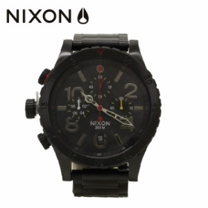 4693d379b8 【国内正規品】 ニクソン NIXON 腕時計 NA4861320-00 NIXON 48-20 クロノ