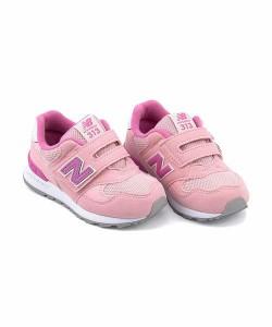 49a574f6d71c6 ニューバランス ベビーシューズ スニーカー 女の子 男の子 キッズ ベビー 子供靴 FS313 new balance 180313 ピンク