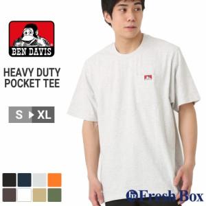 BEN DAVIS ベンデイビス tシャツ メンズ 半袖 ブランド アメカジ 大きいサイズ オーバーサイズ 夏服 (USAモデル)