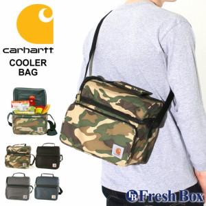 カーハート バッグ クーラーバッグ 撥水 358100B USAモデル|ブランド Carhartt|保冷バッグ ショルダー 斜めがけ ミリタリー