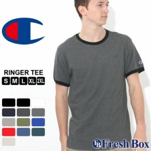 チャンピオン Tシャツ 半袖 メンズ 大きいサイズ USAモデル ブランド 半袖Tシャツ ロゴ アメカジ Champion 春新作