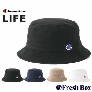 Champion チャンピオン バケットハット メンズ 帽子 ハット ブランド [Champion Life US企画] (champion-h78459) [春新作]