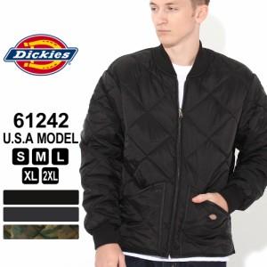 [割引クーポン配布] ディッキーズ ジャケット キルティング 61242 メンズ|大きいサイズ USAモデル Dickies