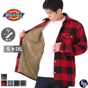 ディッキーズ ジャケット アウター メンズ 裏地付き チェック TJ210 S-2XL Dickies / 3L 大きさサイズ ブランド 定番アイテム