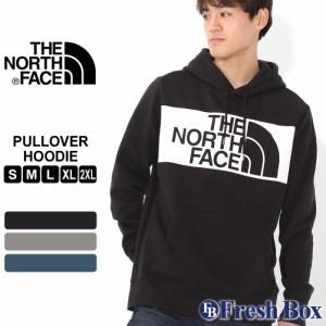 ノースフェイス パーカー TNF ロゴ プルオーバー 裏起毛 薄手 メンズ NF0A3X5P USAモデル|ブランド THE NORTH FACE|フード スウェット