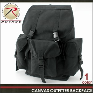 ロスコ バッグ リュック メンズ レディース ヴィンテージ加工 USAモデル 米軍 ブランド ROTHCO リュックサック バッグパック キャンバス