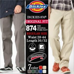 [割引クーポン配布] ディッキーズ 874 メンズ 股下 30インチ 32インチ ウエスト 28〜44インチ 大きいサイズ USAモデル Dickies パン