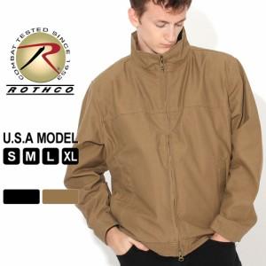 ロスコ ジャケット メンズ キャリージャケット 大きいサイズ 59585 USAモデル 米軍 ブランド ROTHCO ミリタリージャケット