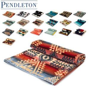 [あす着] ペンドルトン PENDLETON タオルブランケット オーバーサイズ ジャガード タオル XB233 大判