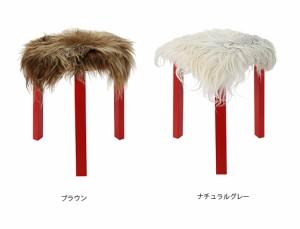 【赤字売切り価格】Organic Sheep オーガニックシープ Chair Pad チェアパッド Chair Pad Longhair チェアパッド ロングチェア 北欧雑貨