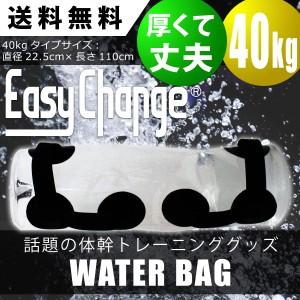cb792393398c0e ウォーターバッグ EasyChange イージーチェンジ 40kg (体幹トレーニング 筋トレ フィットネス)
