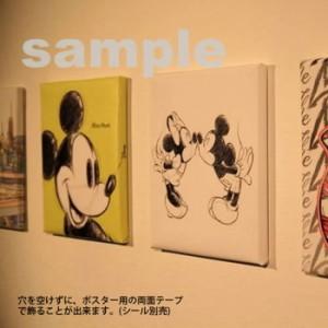 ミッキー アートパネル Disney Mickey Mouse Mサイズ 30cm×30cm lib-4121992s1  /NP 後払い/北欧/インテリア/セール/モダン/送料無料/激