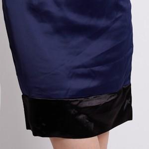 5a12fd66ada54  2連パール&クリスタルストーンラインバイカラー上品サテンタイトミニドレス ドレス キャバ ナイトドレス