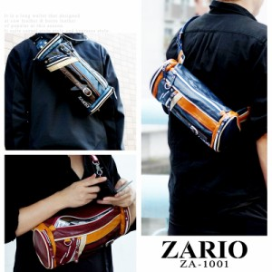 ボディバッグ メンズ 鞄 バッグ ボディーバッグ コンパクト 斜め掛け ショルダーバッグ 肩掛け ZARIO ザリオ 【ZA-1001】