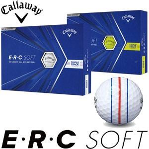 キャロウェイ ERC SOFT ゴルフボール [12球入り]