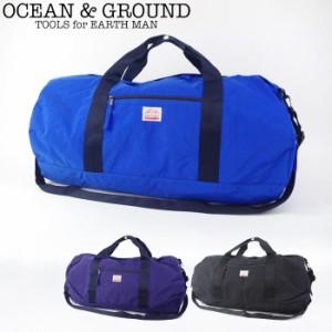 OCEAN&GROUND オーシャンアンドグラウンド ボストンバッグ 旅行 キッズ L GOODAY 男の子 女の子 子供 ロ
