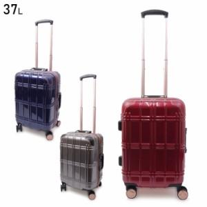 """""""キャリーケース 機内持ち込み Sサイズ スーツケース AIR GATEWAY 全3色 37L 1-3泊用 AG5229 フレー"""""""