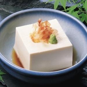 絹豆腐の画像