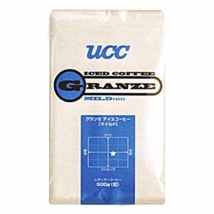 UCC上島珈琲 UCCグランゼマイルドアイスコーヒー(粉)AP500g 12袋入り UCC301188000