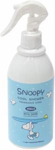 SNOOPY スヌーピー クールスプレー 冷感 ロイヤルサボンの香り 450mL 【北海道・沖縄配送不可】