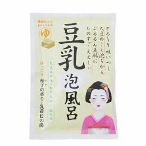 紀陽除虫菊 豆乳泡風呂【まとめ買い12個セット】 N-8162の画像