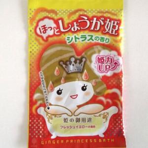 紀陽除虫菊 ほっとしょうが姫 シトラスの香り【まとめ買い12個セット】 N-8401の画像